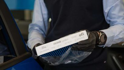Nový Ford micronAir proTect filtr chrání před viry | Nový filtr chrání před viry