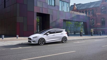 Vylepšený Ford Fiesta | Vylepšený Ford Fiesta
