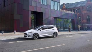Vylepšený Ford Fiesta