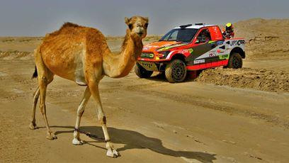Martin Prokop s Fordem Raptor vyráží na svou pátou Rally Dakar | Martin Prokop s Fordem Raptor vyráží na svou pátou Rally Dakar
