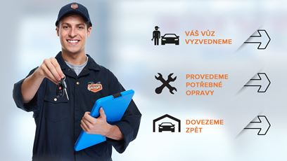 Autoservis GARÁŽ a FORD vBohušovicích nad Ohří funguje pro všechny! | Autoservis GARÁŽ a FORD vBohušovicích nad Ohří funguje pro všechny!