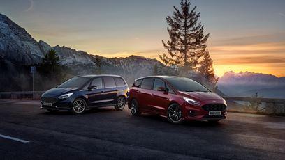 | Nové hybridní modely S‑MAX a Galaxy