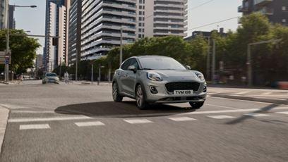 Ford Puma | Ford Fiesta a Puma EcoBoost Hybrid také sautomatickou převodovkou