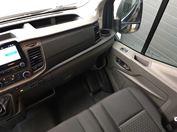 Nový Ford Transit Trend 350 L3,  Kombi, 2.0přední pohon 125kW/170k, 6st.manuální