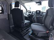 Ford Transit Custom Nugget 320 L1,  Nugget M1, 2.0 96kW/130k, 6st.manuální