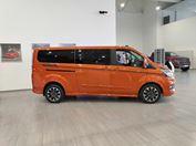 Ford Tourneo Custom Sport 320 mHEV L2,  2,0EcoBlue (mHEV) 136kW/185k, 6st.manuální
