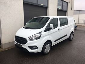 Ford Transit Custom Kombi Van Trend 320 mHEV L2, 2.0EcoBlue (mHEV) 96kW/130k, 6st.manuální