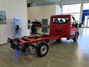 Ford Transit Jednokabina Base 350 L3,  2.0přední pohon 96kW/130k, 6st.manuální